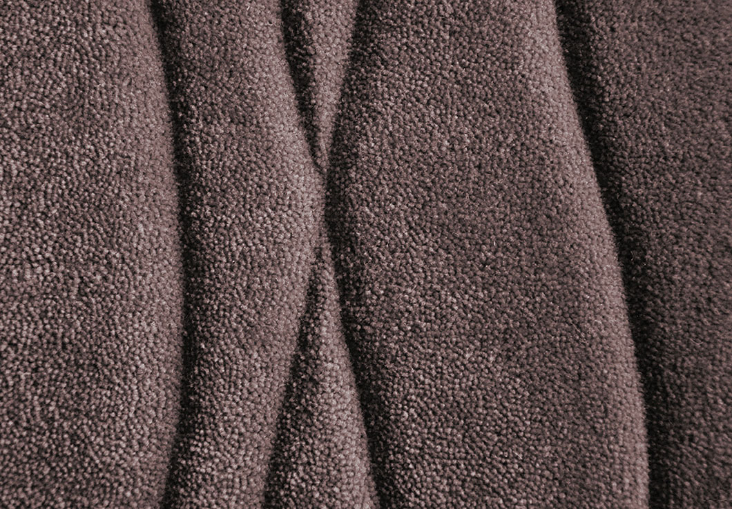 Close view of our Adele Rug in Brown | Urba Rugs