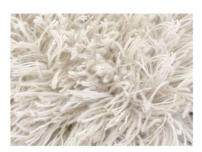 Modern Shag Rug Made of Linen and Wool | Amelia | Urba Rugs