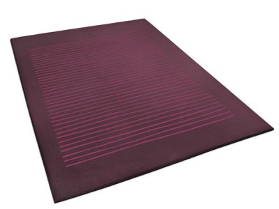 Harry, area rug with modern line pattern | Urba Rugs