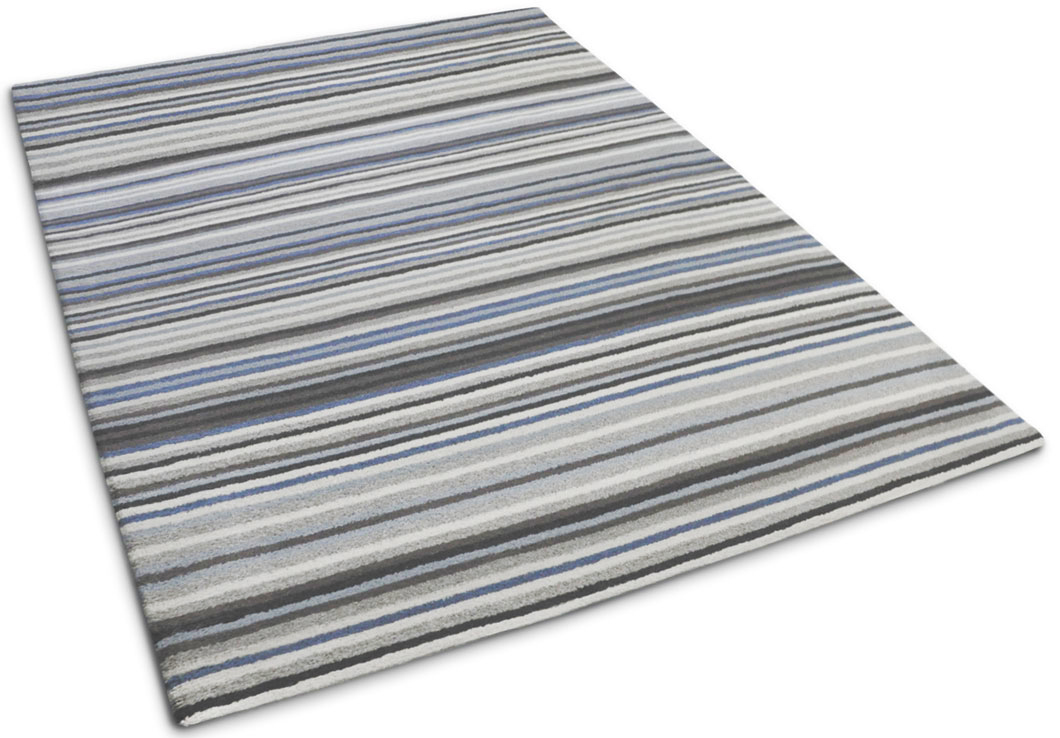 Striped Rug - Classic Design - Earth Tones | Matheo | Urba Rugs