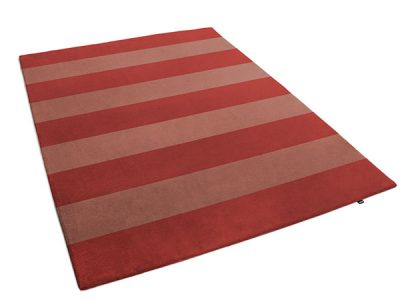 Alicia Rug : Large stripe rug made by Urba.ca