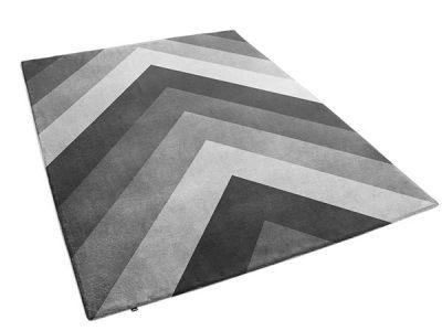 Chevron Rug in Gradient Tones | Nico | Urba Rugs
