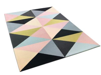 Triangle Pattern Rug Vancouver | Anais | Urba Rugs