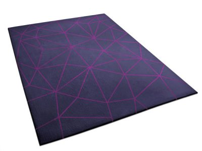 Cecilia | Modern Rug with abstract geometric triangle pattern | Urba Rugs