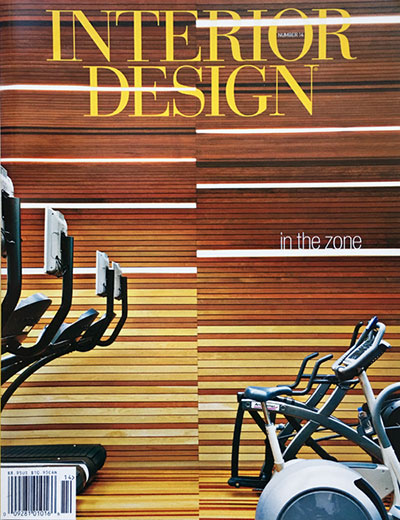 Interior Design Magazine | March Cover
