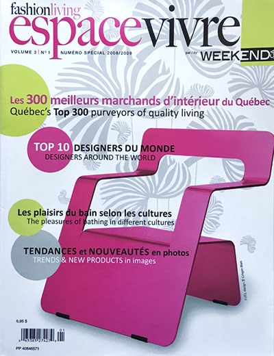 EspaceVivre Magazine by Weekend.ca