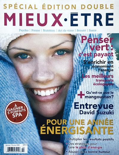 Mieux-être Magazine 2006