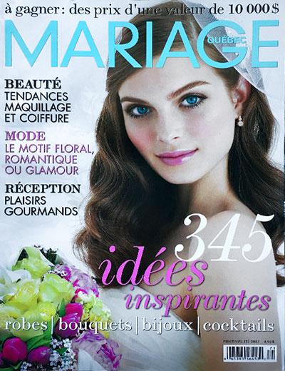 Mariage Québec Magazine 2007