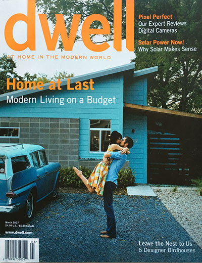 Dwell Magazine March 2007